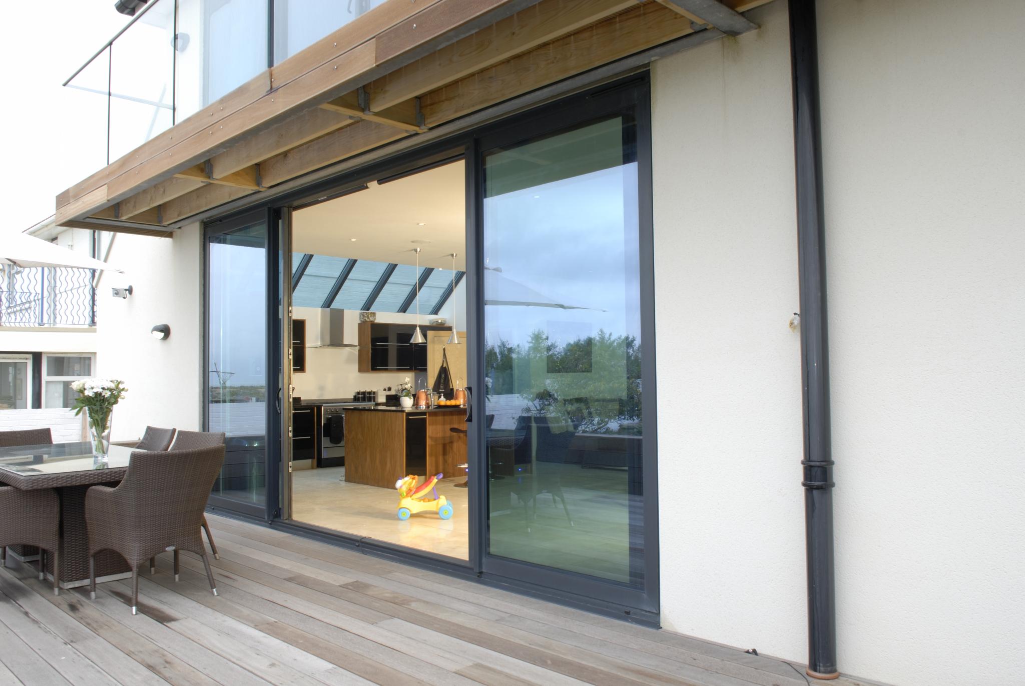 Aluminium doors Basingstoke
